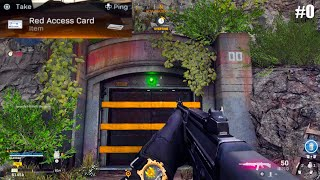 Warzone: Red Access Card - All Bunker locations