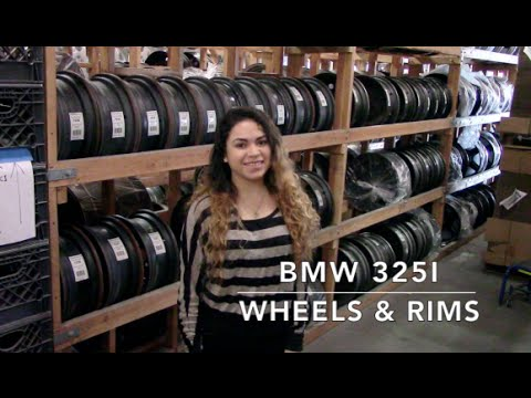 Factory Original BMW 325i Wheels & BMW 325i Rims – OriginalWheels.com