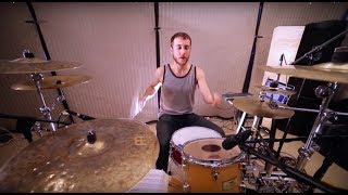 Tiny Voices - Box Car Racer - Victor Olavarria (Drum Cover)