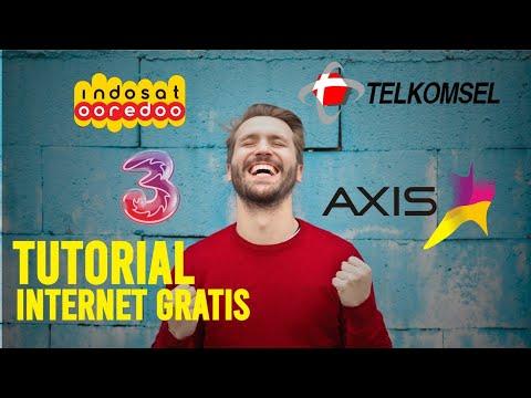 Video [ CARA NYATA] Internet Gratis Seumur Hidup Pada Android