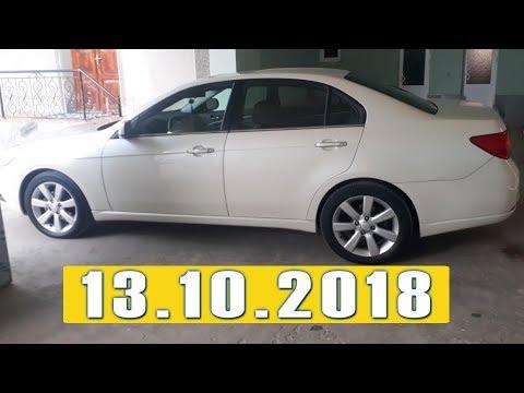 13-OKTYABR MASHINA NARXLARI 2018
