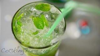 Мохито - Коктейль Mojito - простой рецепт коктейля - как приготовить дома
