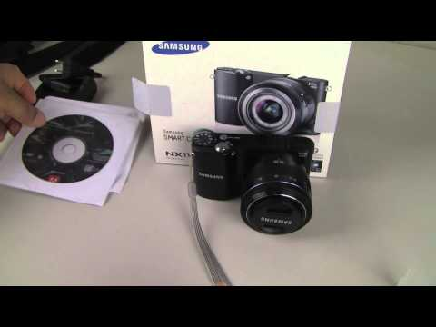 I GOT THE PLUG: SAMSUNG NX1100