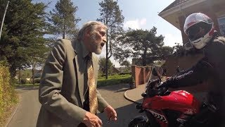 UK Bikers Road Rage, Near Misses and Bad Drivers #8
