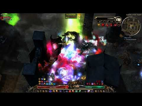 Grim Dawn - Summoner Ritualist Skelletal master - Crucible