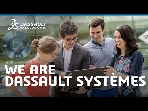 We are Dassault Systèmes