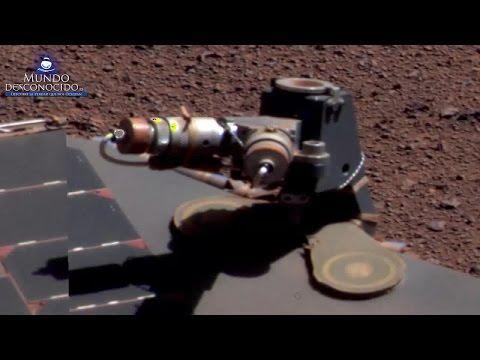 Más Encubrimientos en Marte