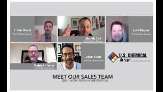 Meet the Sales Team