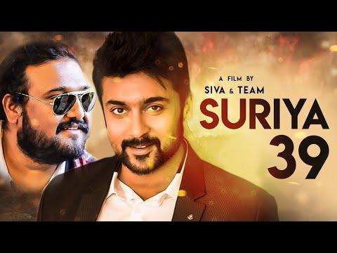 Big Breaking 🛑 : Suriya 39 Bigg Update | Siruthai ..