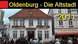 preview picture of video 'Oldenburg: Die Innenstadt'