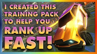 I CREATED THIS TRAINING PACK TO HELP YOU RANK UP FAST!   DOUBLE TAPS, FLIP RESETS AND MORE!