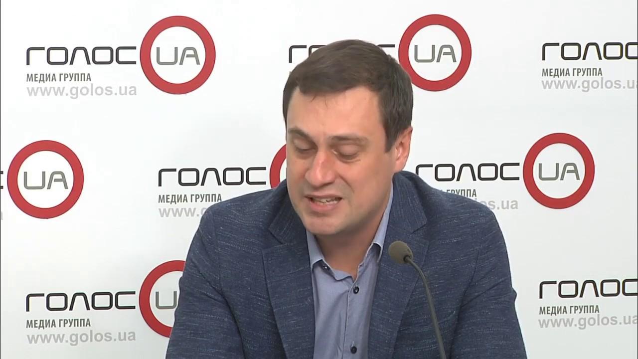 «Право на голос»: «Чем закончится арест Свинарчука-Гладковского?»