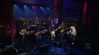 Faith Hill - Stronger (Live on Letterman 2007)