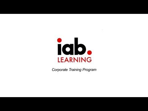 IAB Corporate Training Programs for Digital Advertising & Media ...