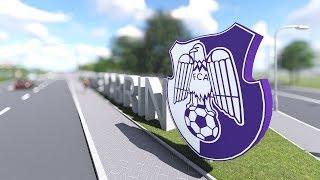 Pitesti 3D - Noul stadion al FC Arges