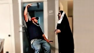 Funny Scare Pranks March 2019 #4 l Мартовские испуги, приколы над людьми #4
