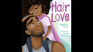 Hair Love by Matthew A. Cherry