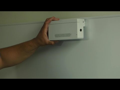Installation 3: How to Attach the Mounting Plate and Place Wall Mount