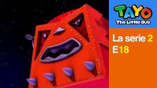 [Tayo Español la Serie 2] #18 La aventura espacial de Tayo - Parte 2