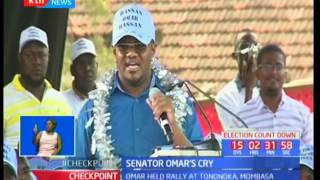 Hassan Omar : Abusing the president does not amount to development