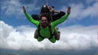 Fear is Overrated Vishal Gondal SkyDive @15000 feet Free Fall