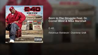"""Born In The Struggle"" Feat  Dr. Cornel West & Mike Marshall (2011)"