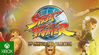 Street Fighter 30th Anniversary Collection 20