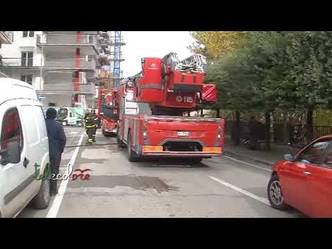 Esplosione in un appartamento a Giffoni Valle Piana, due feriti