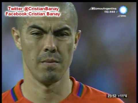 Argentina 0 Chile 0 (2-4) Final Copa Centenario Penales TV Publica Closs