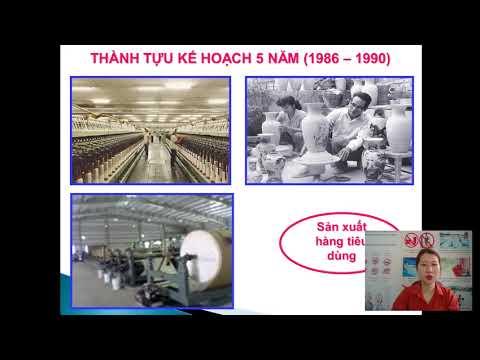 Lịch sử 9 Bài 33 VIỆT NAM TRÊN ĐƯỜNG ĐỔI MỚI ĐI LÊN CHƯ NGHĨA XÃ HỘI Từ năm 1986 đến năm 2000
