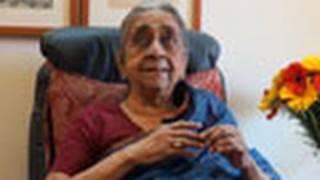 Expressions of hero in Bharatanatyam: Kalanidhi Narayanan
