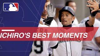 The career of Ichiro Suzuki