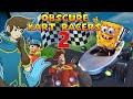 Obscure Kart Racers 2 Black Mage Maverick