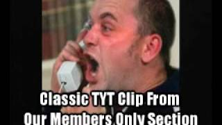 TYT Plays Hate-Voicemails From TYT Answering Machine! thumbnail