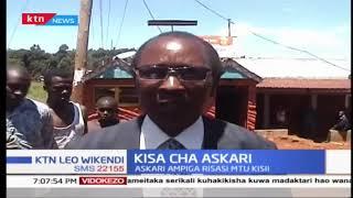 Polisi ampiga risasi mwana dada aliyemkata