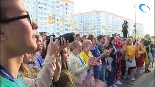 В Великом Новгороде стартовал второй молодежный форум участников движения «WorldSkills»
