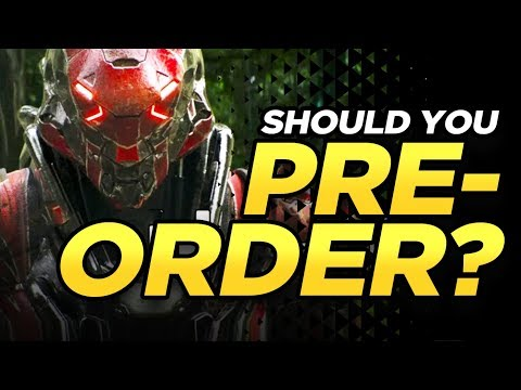 Should You Pre-Order Anthem? | Final Thoughts and Addressing Doubts