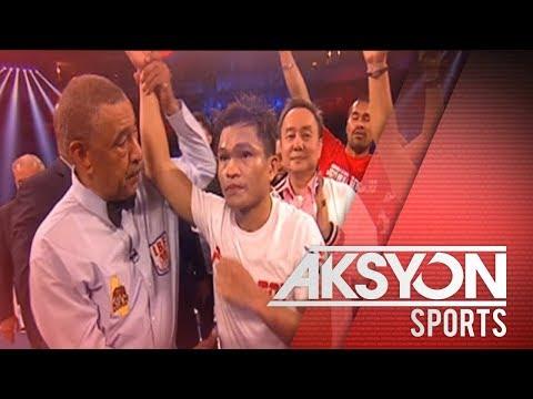 [News5]  Jerwin Ancajas, nadepensahan ang IBF Super Flyweight title