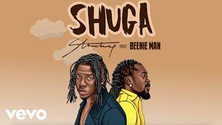 Stonebwoy, Beenie Man - Shuga (Official Lyric Video)