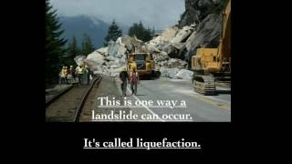 Massive Landslides Caught on Camera 2