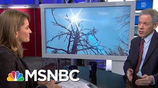 U.N. Calls Climate Outlook 'Bleak' In New Report | MTP Daily | MSNBC