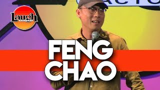 Feng Chao | Chinese Grade School | Laugh Factory Chicago Stand Up Comedy