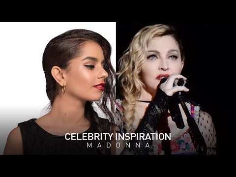 Madonna | Celebrity Makeup Look | MyGlamm | Tips and Tutorials