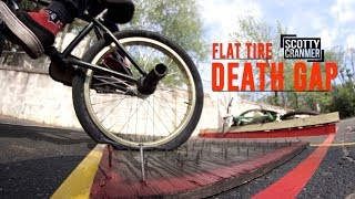 FLAT TIRE DEATH GAP! #6