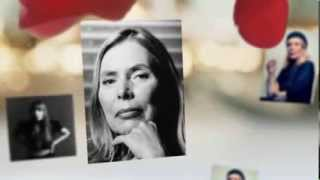 JONI MITCHELL love puts on a new face