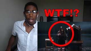 REACTING TO *THE SACRED RIANA* AGT 2018 (SCARY)