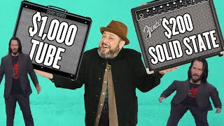 Do You REALLY Need A Tube Amp?   Battle Of The Fender Electric Guitar Amps