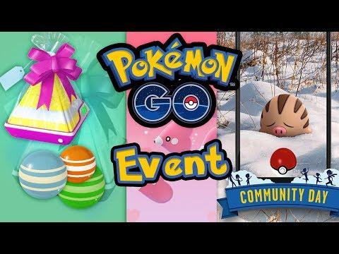 Neues Freundes-Event, Valentinstags-Event, Mamutels Attacke   Pokémon GO Deutsch #877