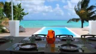 preview picture of video 'Location de villa de prestige a Saint-Francois Guadeloupe'