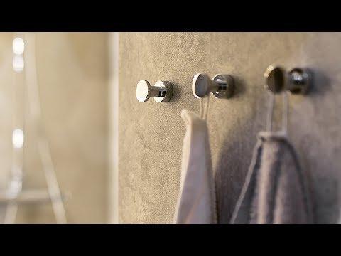 Alternativen fürs Bad: Wie gut funktioniert Kleben statt Bohren?